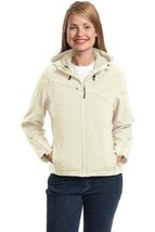 Port Authority Ladies' Textured Hooded Soft She... - $54.06 - $60.25