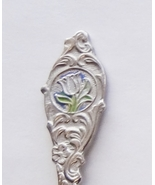 Collector Souvenir Spoon Tulip Easter Spring Ti... - $8.99