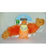 "Ginger Orangutan Dog Squeaky Toy 5"" - $6.00"