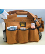 Daddy's little project Diaper Bag Gift for New ... - $70.07