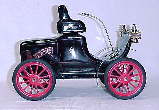 Jim Beam Whiskey Decanter Olds Car Vintage Collectible