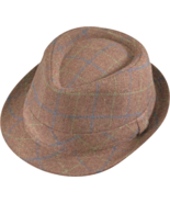 Henschel Wool Blend Stingy Brim Fedora Multi Co... - $37.00