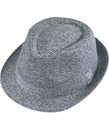 Henschel Wool Stingy Brim Fedora Knit Look Patt... - $36.00