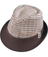 Henschel Fedora Wool Blend Solid Color Brim Pla... - $43.00