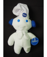 2001 Pillsbury Doughboy Mini Bean Bag Magnet - ... - $4.00