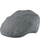 Henschel Wool Blend Ivy League Cap Herringbone ... - $36.00
