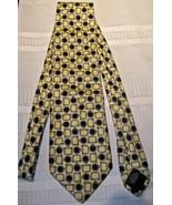 Paolo Gucci Horsebit 100% Silk Neck Tie Italy P... - $31.00