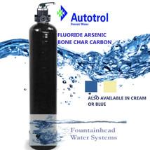 Whole House Fluoride/Arsenic Carbon Whole House Filter 1.5 cu ft Autotrol Valve - $521.35