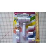 Wilton fondant ribbon cutter embosser set cake ... - $24.99