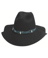 Bullhide Free People Wool Cowgirl Hat Floppy Br... - $72.00