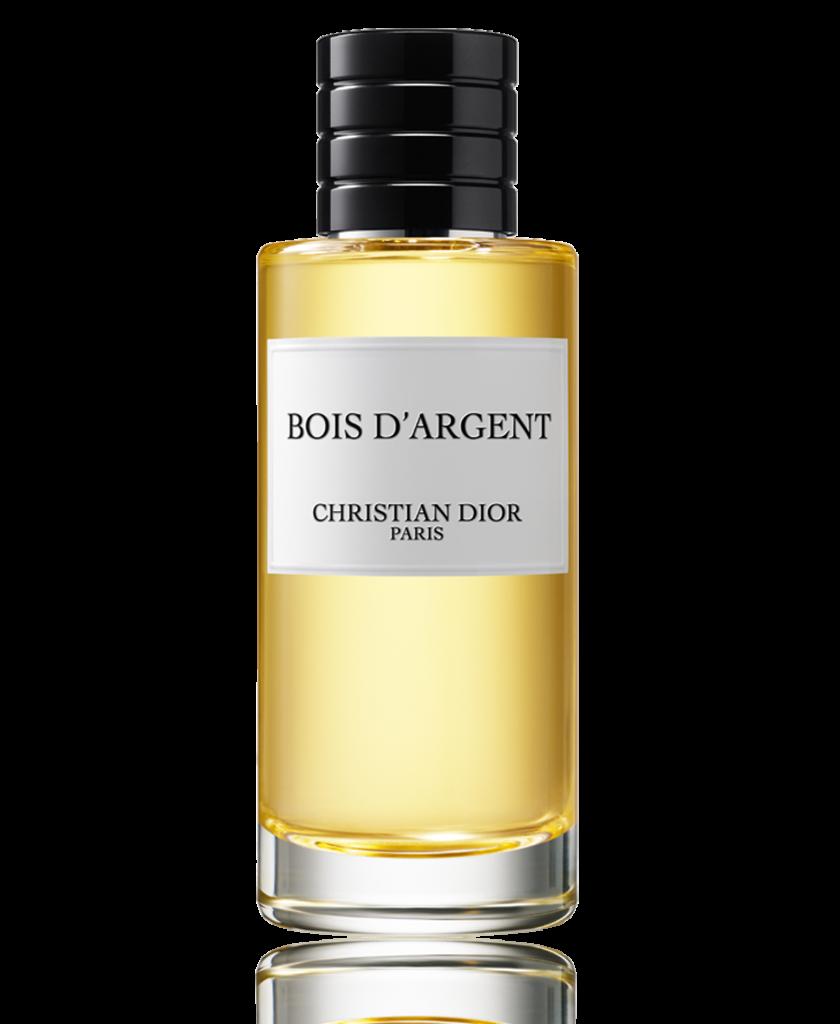BOIS D'ARGENT by DIOR Perfume New 5ml travel Spray JUNIPER CHYPRE MYRRH EDP Unisex # Bois D Argent Gris Montaigne