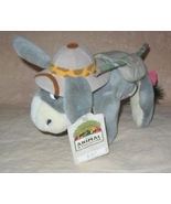 Disney World Animal Kingdom Plush Bean Bag Safa... - $20.00