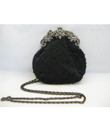 Jessica McClintock Beaded Shimmery Evening Bag New - $18.00