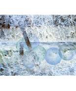 Winter Abstract v1 Fine Art Photograph 24 x 30 ... - $250.00