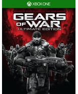 Gears of War: Ultimate Edition xbox ONE game Fu... - $24.90