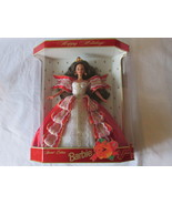 Happy Holidays Barbie 1997, Brunette - Never Re... - $12.00