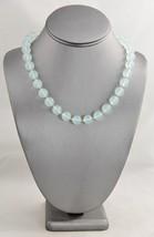 JOAN RIVERS FASHION  Jewelry TRANSLUCENT BLUE P... - $26.00