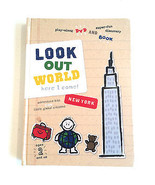 Look Out World Here I Come NYC Book and DVD Tra... - $2.66