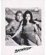 Baywatch David Chacochi Yasmine Bleeth 8x10 Photo - $16.99