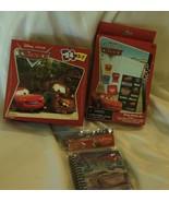 Disney Pixar Cars Notebook Stamp Activity Set P... - $15.99