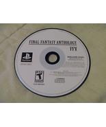 Playstation 1 PS1 - Final Fantasy Anthology FFV... - $4.49