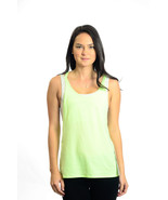 NWT Sz 4 Lululemon All Sport Support Tank CLEAR... - $68.31