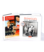America's Test Kitchen 2006 and 2007 Hardcover ... - $29.99
