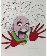 Phyllis Diller Caricature 8x10 Photo - $21.23