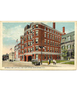 Mitchell Inn and City Hall Middletown Orange Co... - $5.00