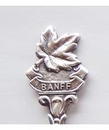 Collector Souvenir Spoon Canada Alberta Banff M... - $12.97