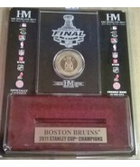 THE HIGHLAND MINT BOSTON BRUINS STANLEY CUP CH... - $45.99