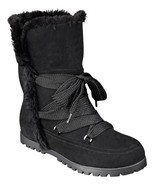 Indigo Road Boyston Lace-Up Faux-Fur Cold Weath... - $59.95