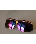Vintage Tortoise Sunglasses Gold/ Rimless/ Irid... - $20.50