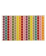 Bright Colors Rug Circles Dots Kids Bedroom Are... - $41.87