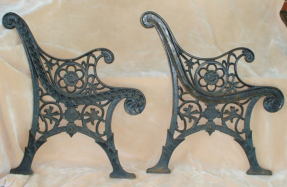 Antique Cast Iron Bench Ends 28 Images Lotsa Antique Cast Iron Bench Ends In Stock New