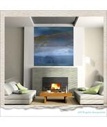 Parallel Universe Blue Original Painting Large ... - $2,500.00