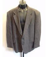 Woolrich Tweed Wool Blend Glen Plaid Blazer Spo... - $49.49