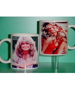 Farrah Fawcett 2 Photo Designer Collectible Mug - $14.95