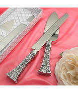 Eiffel Tower design cake Serving set - $13.95