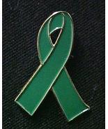 Kidney Cancer Leukemia Bipolar Green Ribbon Lap... - $6.97