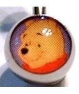 BJ86 Winnie the Pooh Logo Navel Belly Ring, 14g - $4.99