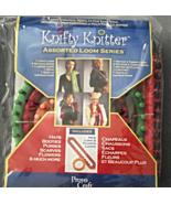 Provocraft Knifty Knitter set complete 4 knitti... - $29.99