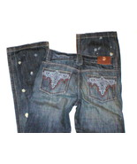 NWT $120 GIRLS 14 ANTIK DENIM JEANS EMBROIDERED... - $94.99