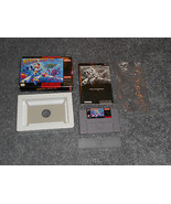Mega Man X  (Super Nintendo, 1993) TESTED COMPL... - $123.74