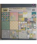 Prima Free Spirit 12x12 collec paper sticker jo... - $29.99