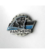 CAROLINA PANTHERS NFL FOOTBALL LOGO LAPEL PIN B... - $6.19