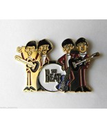 BRITISH THE BEAT 60s BEATLES GROUP LOGO LAPEL P... - $5.12