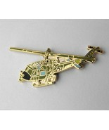 HUEY IROQUOIS UH-1 HELICOPTER LAPEL PIN BADGE 1... - $4.42