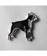 QUALITY BOSTON TERRIER DOG LAPEL PIN BADGE 1 INCH - $4.42