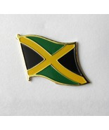 JAMAICA NATIONAL COUNTRY WORLD FLAG LAPEL PIN B... - $4.42